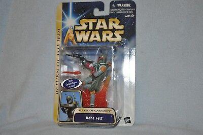 Star Wars Boba Fett The Pit Of Carkoon ROTJ Hasbro