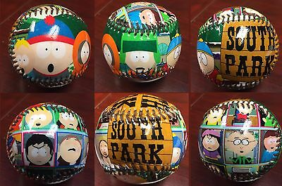 South Park Glossed  Collectible Souvenir Baseball