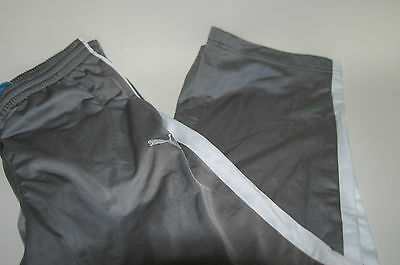 Athletic PUMA Cat Logo Track Running Sweat Workout Pants Gray Small 27 inseam  Cat Track Pant