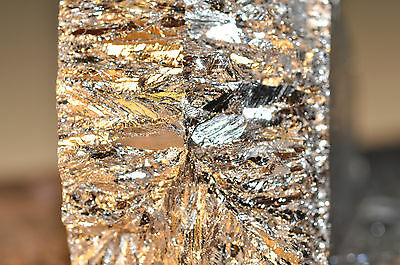 Bismuth Metal 5 Pounds Ingotchunk 99.99 Pure Element-crystals-fishing - Geodes