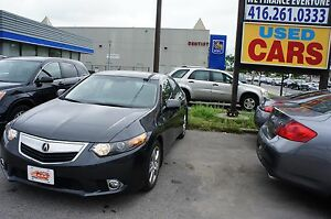 2012 Acura TSX PREMIUM | LEATHER | SUNROOF | HEATED SEAT | CLEAN