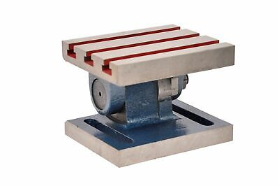 Adjustable Swivel Angle Plate 6 X 8inch High Grade Casting Used In Mechanical