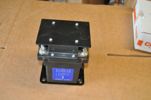 CONTACT INDUSTRIES CT350E-24E2 DC CONTACTOR 350 AMP