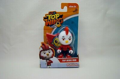 NEW Playskool Nick Jr Collectible TOP WING ROD Character Hero Action Figure Toy - Nick Jr Characters