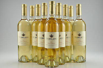 12--Bottles  2013 Terlato Family Vineyards Pinot Grigio, Russian River Valley