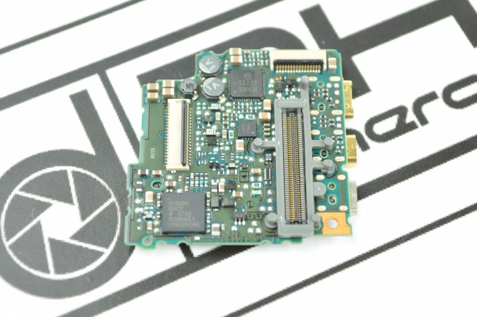 Panasonic Lumix DMC-ZS19 ZS20 Main Board Assembly  Part DH4738