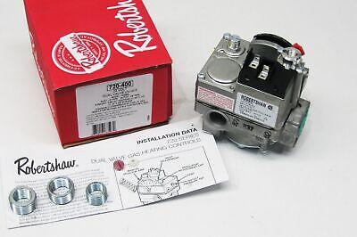 720-400 Robertshaw Gas Heating Furnace Valve 24v 7200er