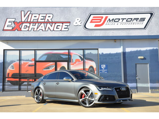 Image 1 of Audi: RS7 RS7 V8 4.0L…