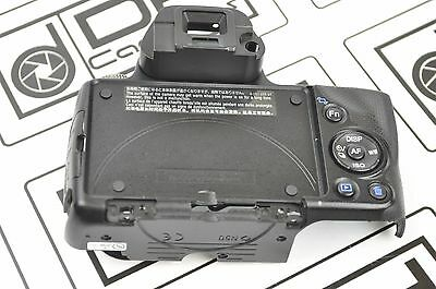Sony A33 Rear Back Cover Assembly Replacement Repair Part DH8753