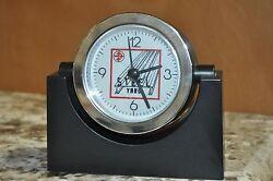 Pittsburgh Steelers Steel Yard Desk Clock