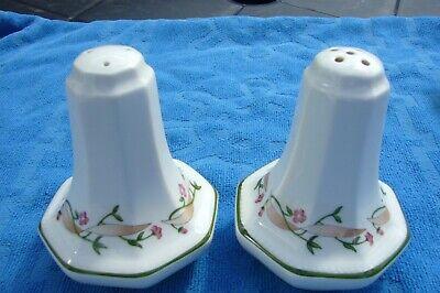Eternal Beau - Johnson Brothers - Salt & Pepper Pots - Cruet set
