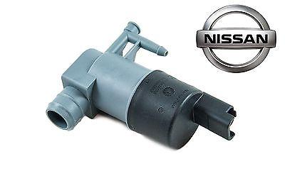 Nissan GENUINE Navara D40 Windscreen Window Washer Pump Outlet 28920EB300