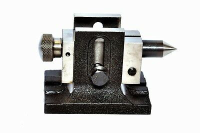 Single Bolt Tailstock Suitable For Rotary Table 3 4 Hv4