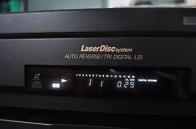 Sony MDP-750 Laserdisc Player
