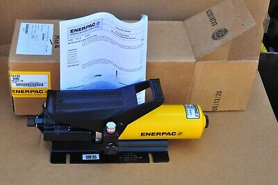 Enerpac Pa-133 Air Driven Hydraulic Foot Pump 10000 38 Npt New Usa Made