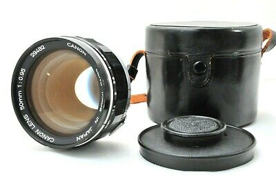 【 Exc +++++ 】 Canon Dream Lens 50mm f/0.95 For 7 7s 7sz from Japan 323