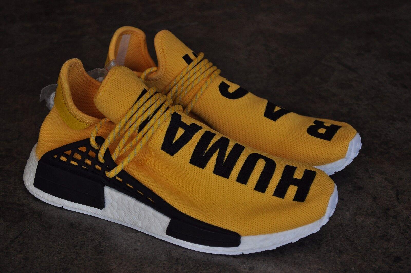 BUY Pharrell X Adidas NMD Human Race Black