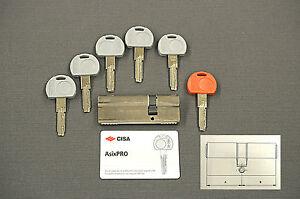 Cilindro europeo cisa asix pro 50 x 35 5 chiavi 1 - Cilindro europeo cisa 5 chiavi ...