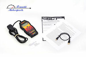 SCT SF3 #3015 Programmer Tuner for 2003 - 2007 6.0 Ford F-250 / 350 Powerstroke