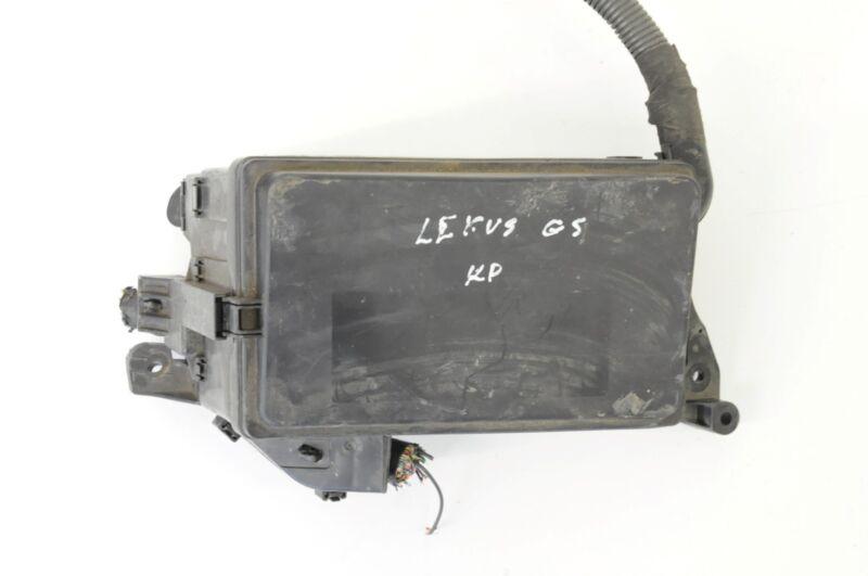 LEXUS GS 300 3GR-FSE 2006 RHD FUSE BOX 82662-30620