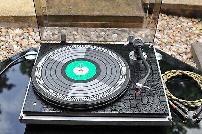 Vintage Revolver Hi Fi Vinyl Turntable Record Player