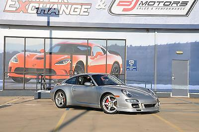 2007 Porsche 911, Arctic Silver Metallic with 32,145 Miles available now!