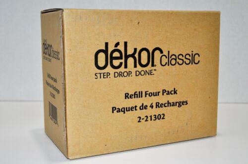 Dekor Classic 2-21302 Pack of 4 Diaper Pail Refill Bags - 744953000549