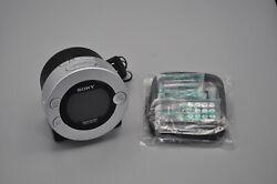 Sony Dream Machine Dual Alarm Clock Radio ICF-C7iP w/ iPod Dock NEW
