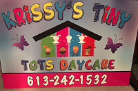 Looking for child care? Well look no further !!