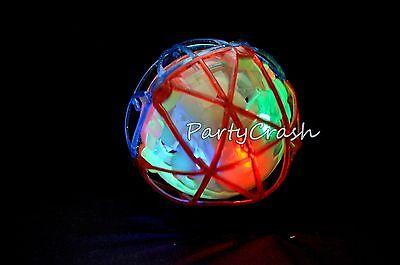 Vibrating Light-Up Self Bouncing Fusion Ball