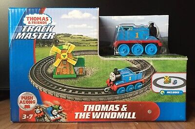 Thomas & Friends Track Master, Thomas & The Windmill, Push Along, Ages 3-7