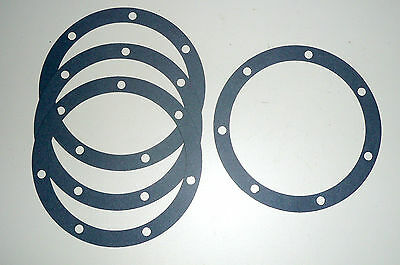 Used, 1948-1952 Ford oil pan gaskets 4pcs flathead pickup truck 49 50 51 F2 F-2 F3 for sale  Shipping to Canada
