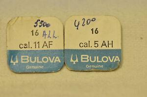 N.1 Tiges Bulova - Italia - Da rendere integro e nel suo imballo originale. - Italia