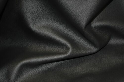 Black Leather Hide Upholstery Whole Full Cow Hide 40 Square Feet Stunning