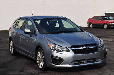 2013 Subaru Impreza Premium ✅Only 55K Heated Seats Sunroof Hatchback Clean Economical Not outback 11 12 14