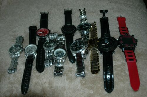 Lot of Watches - Technolink - Fossil - etc.