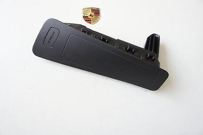 PORSCHE 95 B MACAN capot / couvercle airbag latéral arrière L Noir 95b880441 5Q0