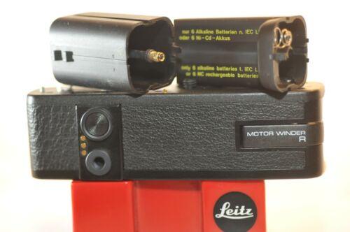 Leica Leitz Motor Winder R 14208 for Leica R4 R5 R6 35mm SLR FILM camera READ
