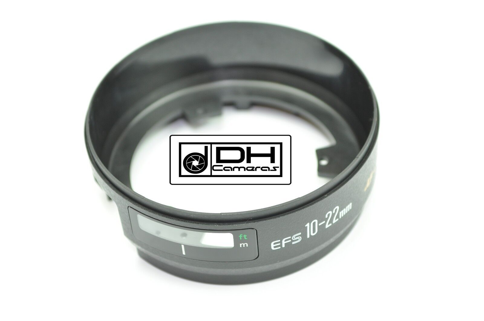 Canon Ef-s 10-22mm F/3.5-4.5 Usm Fixed Barrel Assembly Re...
