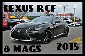 2015 Lexus RC F PERFORMANCE