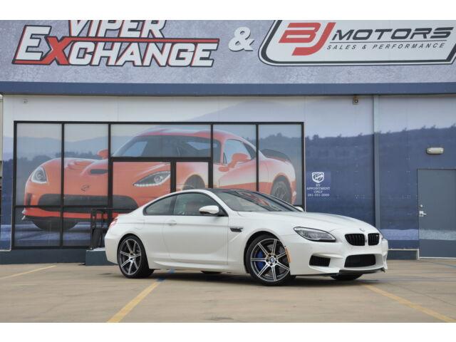 Imagen 1 de BMW M6  white