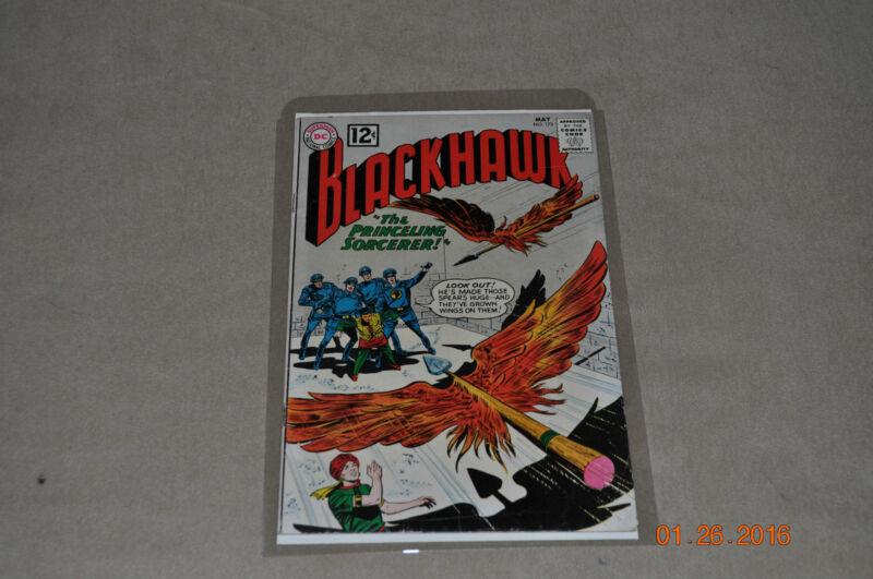 Blackhawk #172 (May 1962, DC)