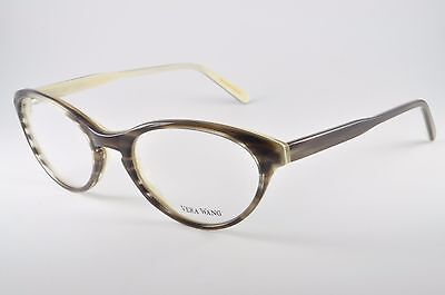 Vera Wang Eyeglasses V356 Horn, Size 51-19-140