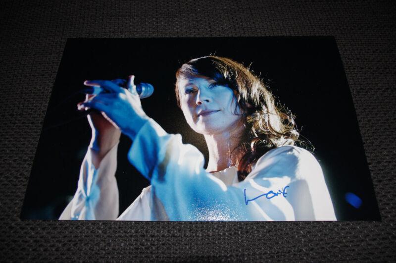 LAMB Louise Rhodes signed 8x12 autograph Photo InPerson LOOK