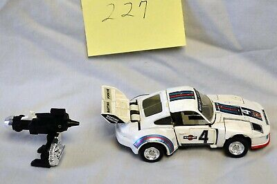 1984 Transformers G1 Jazz #4 Martini Porsche 935/77 Autobot Car