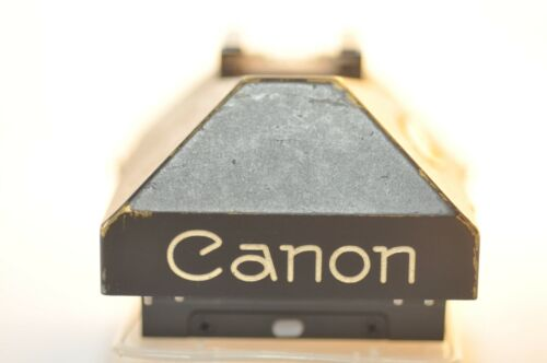 Canon FD F1N NEW F1 Eye Level Finder FN for 35mm film SLR camera ONLY