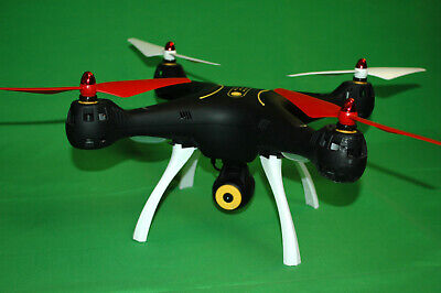 SYMA X8SW Wi-Fi FPV Quadcopter Drone with Uncountable Spare Parts!