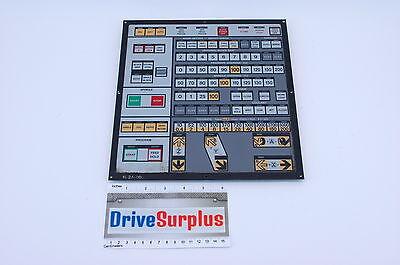 Hitachi Seiki 11-24-00 Cnc Keypad And Membrane Pzo