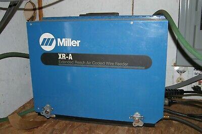 Miller Xr-a Wire Feeder And Hobart 30-a Spool Gun