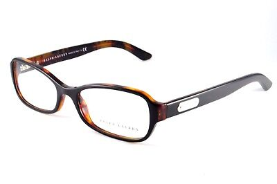 $245 RALPH LAUREN WOMENS BROWN EYEGLASSES FRAMED GLASSES OPTICAL LENSES BIFOCAL